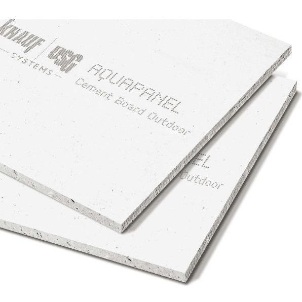 Аквапанель Кнауф внутренняя (Индур) 900х1200х12,5 мм, фото