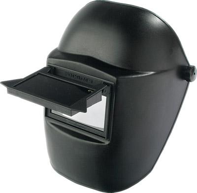 Фото - Маска сварщика, щиток для электросварщика с откидным стеклом