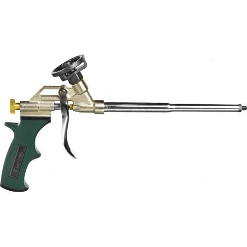 Фото - Пистолет для пены монтажной KRAFTOOL, тефлоновое покрытие